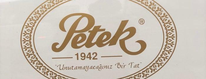 PETEK PASTANESİ KARŞIYAKA/İZMİR is one of สถานที่ที่บันทึกไว้ของ Aydın.