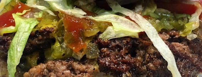 Fatburger & Buffalo's Express is one of La stuff.