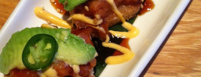 Wokcano Asian Restaurant & Lounge is one of Happy Hour.