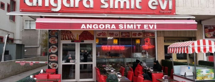 Angora Simit Evi is one of Cansu 님이 좋아한 장소.