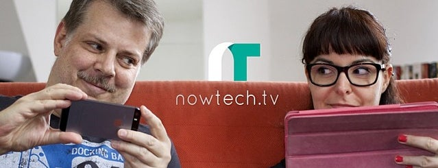 nowtechTV is one of Lieux sauvegardés par Eric.