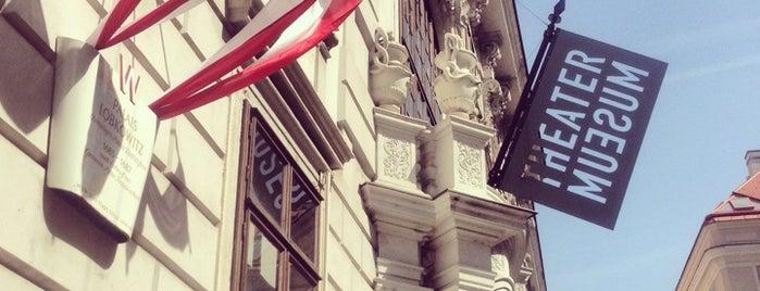 Österreichisches Theatermuseum is one of Vienna my love.