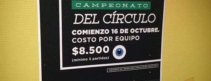 Círculo Uruguayo de la Publicidad is one of Tempat yang Disimpan Gonza.