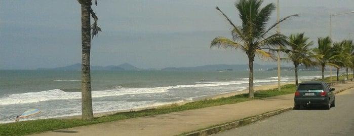 Praia De Barra Velha is one of Tempat yang Disukai Diego.
