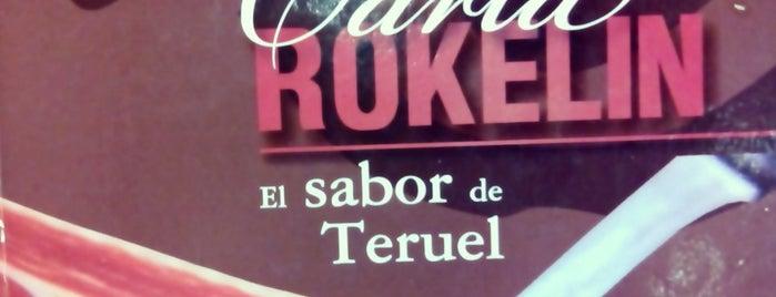 Rokelin is one of mis sitios.