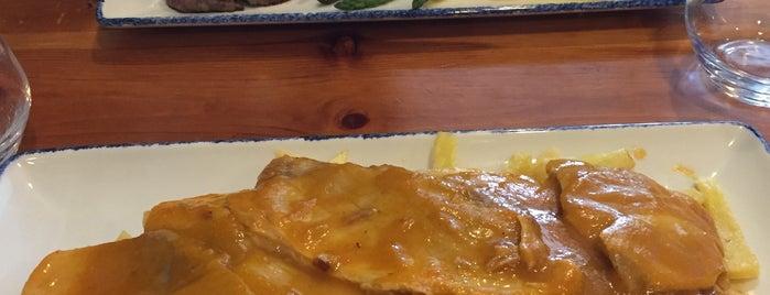 Taberna A Curva is one of Pontevedra.