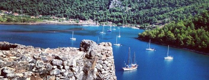 Orhaniye is one of South-West of Turkey.