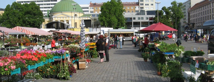 Kauppatori is one of Best in Turku.