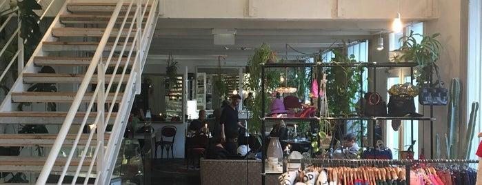 Café in der Burggasse is one of VIE.