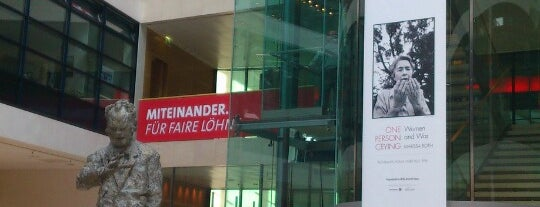 Willy-Brandt-Haus is one of Berlin : Museums & Art Galleries.