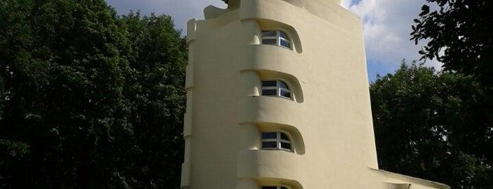 Einsteinturm is one of 建築マップ ヨーロッパ.