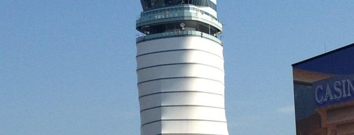 Vienna International Airport (VIE) is one of Vienna.