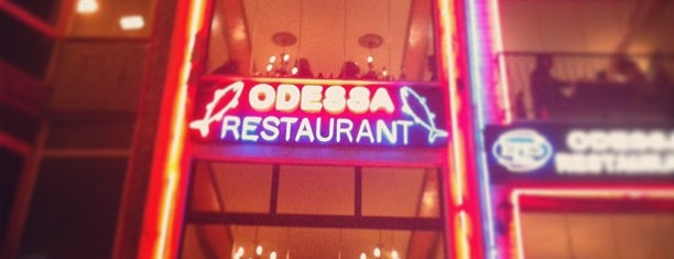 Odessa Balık Restaurant is one of Essen 14.