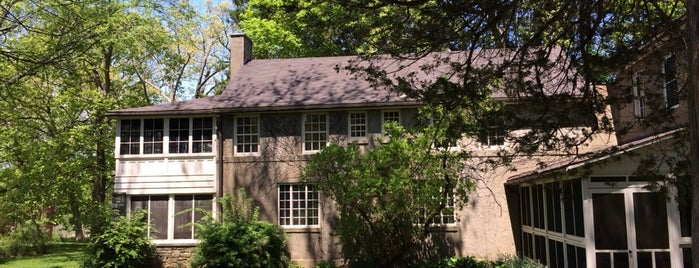 Eleanor Roosevelt National Historic Site is one of Hudson Valley.