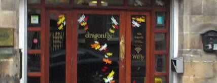 Dragonfly is one of Edinburgh.