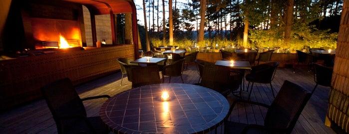TonyResort Restaurant is one of Posti che sono piaciuti a Justinas.