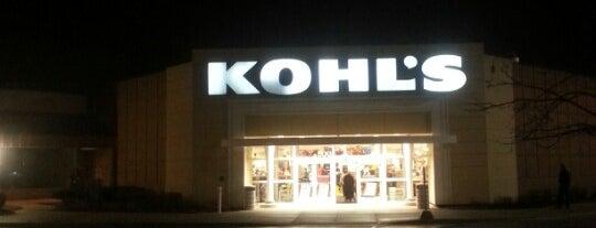Kohl's is one of สถานที่ที่บันทึกไว้ของ Nataly.