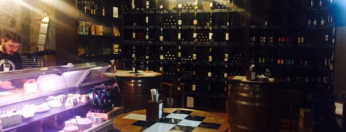 Celler Cal Marino is one of Restaurants Poble Sec.