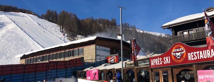 Après-Ski Stalet is one of Lieux qui ont plu à Pierre.