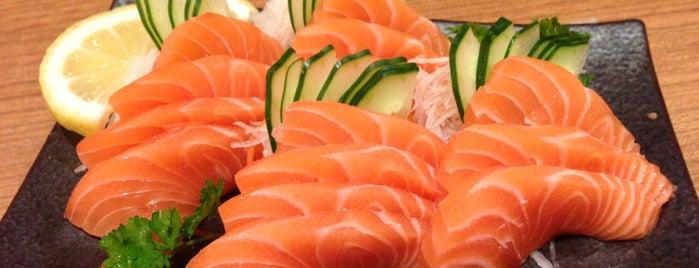 Ichiban Sushi is one of Jia 님이 좋아한 장소.