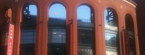 Busch Stadium is one of Baseball Stadiums (MLB)....