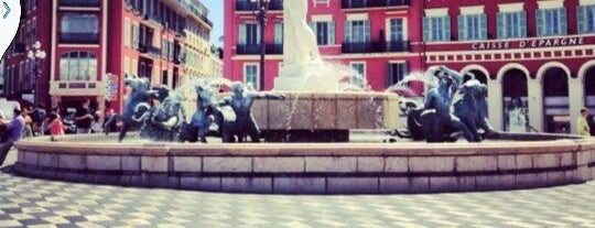 Place Masséna is one of visit again.