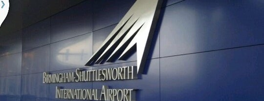 Birmingham-Shuttlesworth International Airport (BHM) is one of Airports~Part 1....