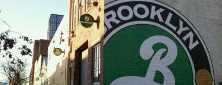 Brooklyn Brewery is one of NYC Distillery, Winery, and Brewery Tours.