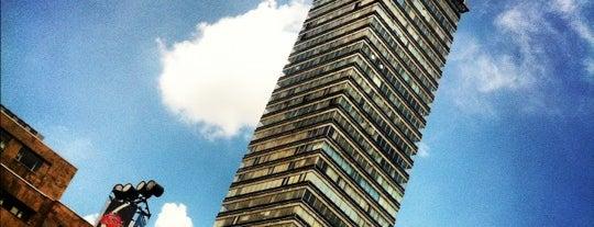 Torre Latinoamericana is one of Ciudad de México y alrededores.