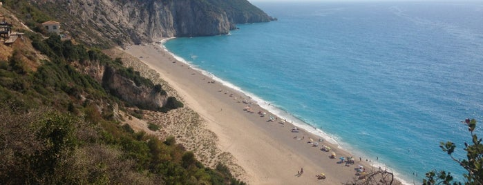 Milos Beach is one of Locais curtidos por Anastasia.