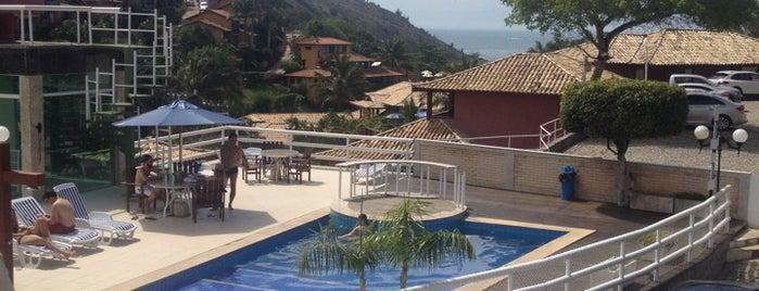 Hotel Pousada Experience João Fernandes is one of Orte, die Amanda gefallen.