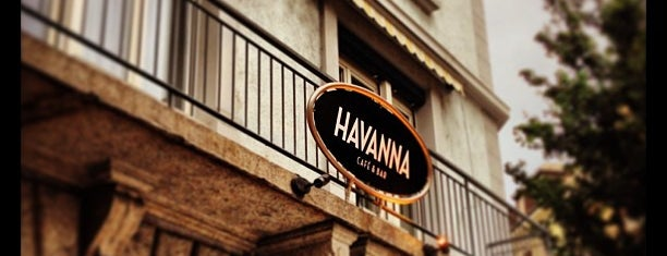 Havanna Cafè & Bar is one of Luzern.