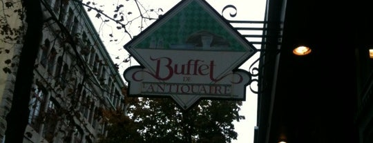Buffet de l'Antiquaire is one of Québec.