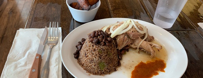 Cuban Kitchen is one of Bend.
