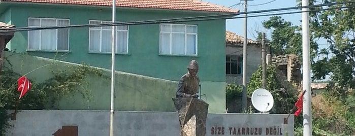 Büyük Anafarta is one of Locais curtidos por H.