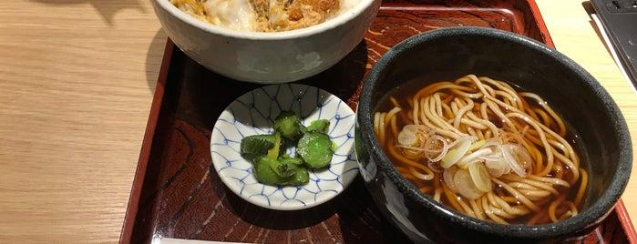 Hanashiya is one of Soba.
