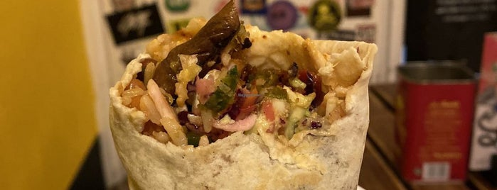 With Love Burrito is one of NL Favorites.