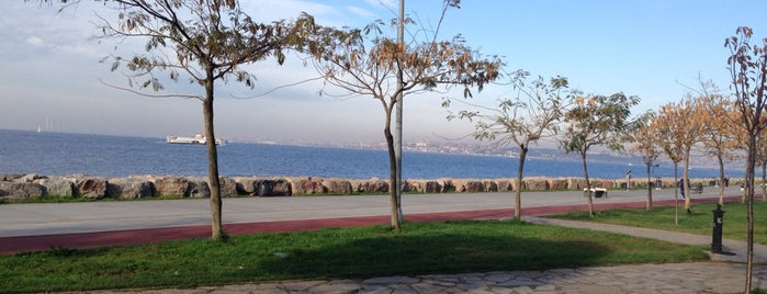Kadıköy Moda Sahil Parkı is one of Orte, die Asd gefallen.