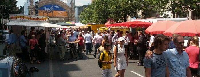 Kaisermarkt is one of Locais salvos de Johannes.