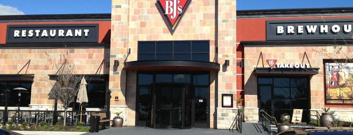 BJ's Restaurant & Brewhouse is one of For Later.