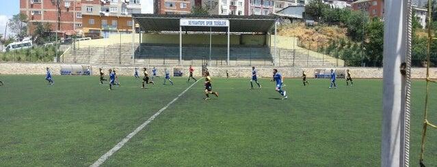 Seyrantepe Spor Tesisleri is one of Ozlem 님이 좋아한 장소.