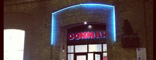 Donmar Warehouse is one of Pleasure Spots in the UK.