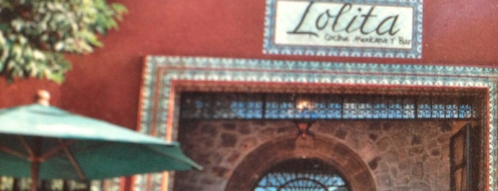 Restaurante Lolita is one of San Miguel de Allende.