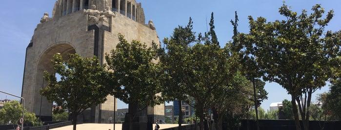 Monumento a la Revolución is one of ada eats and explores, mexico.