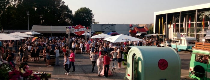 Kantien Royal Food Truck Festival is one of Belgium / Events / Food Festivals.