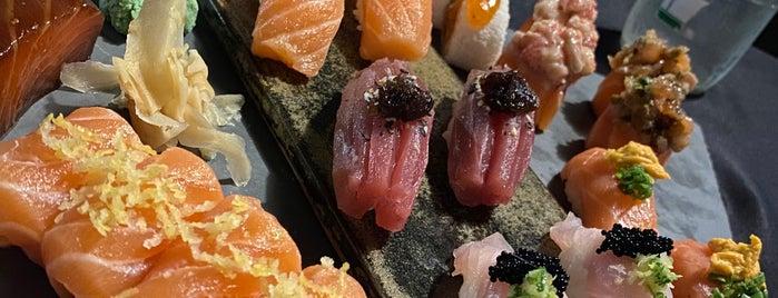 Lotus Japanese Fusion Cuisine is one of Vegan Natal RN.