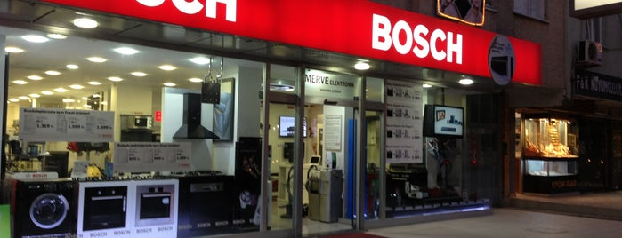 BOSCH Merve Electronic AŞ Dokuma ŞUBE is one of HAKANさんのお気に入りスポット.