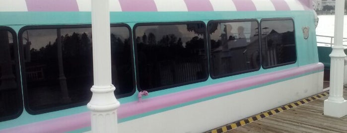Friendship II is one of Transportation & Misc Disney World Venues.