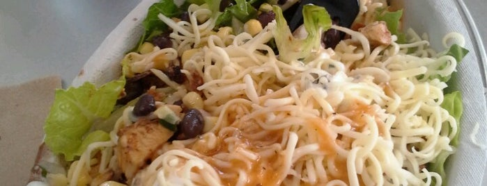 Chipotle Mexican Grill is one of JW 🙌 : понравившиеся места.