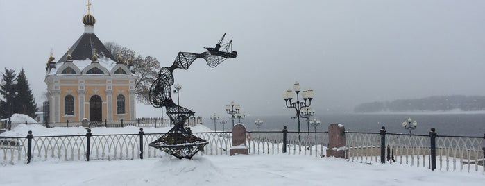 Рыбинские рыбы is one of РУСЬ.